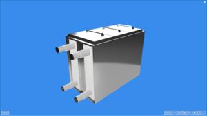 Image Description of Metal toolbox Cupboard