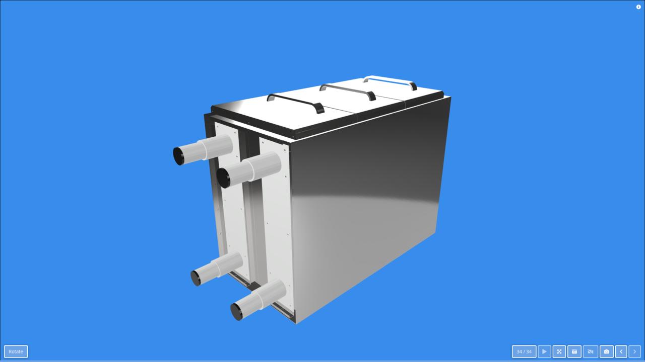 Image for Metal toolbox Cupboard