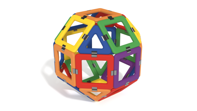 Image for Sphere from Geosmart GeoSphere, but this time in 3D
