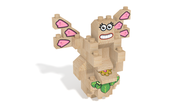 Image for FabBRIX Fairy, Pixie in 3D building instructions