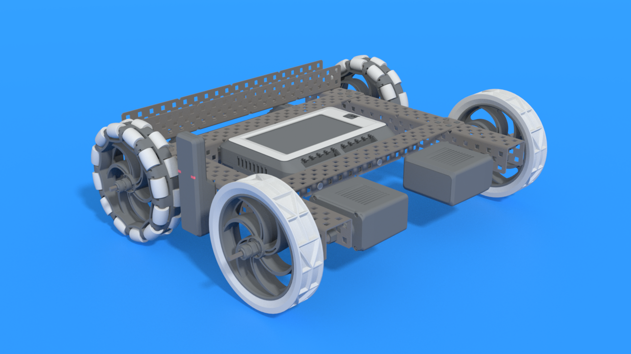 Image for Drive Base For VEX V5 Claw bot