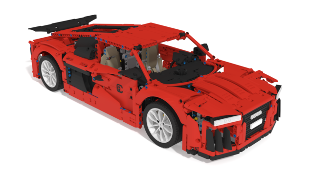 Image for Audi R8 Quattro from LEGO