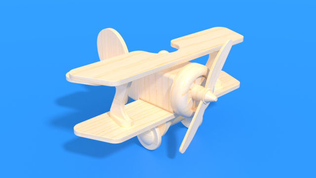 Image for Daredevils Delight - wooden laser cut toy in 3D assembly instructions