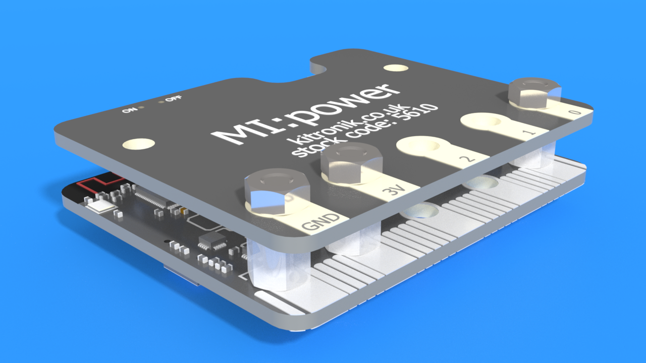 Image for BBC Micro:Bit with MIPower