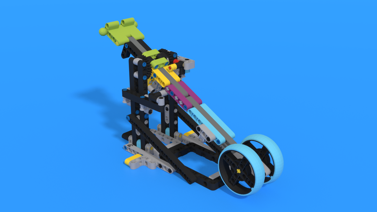 Image for LEGO Weight Machine - FIRST LEGO League 2020-2021 RePLAY